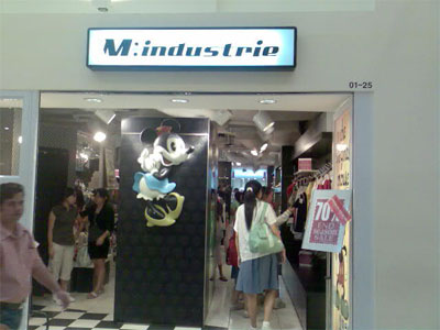 Mindustries