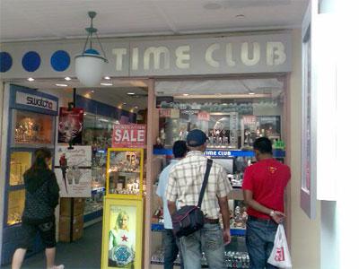Time Club