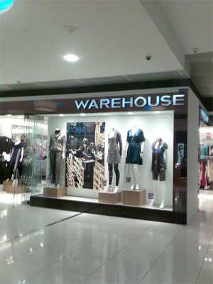 Warehose sale
