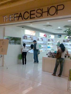 Face Shop Sale
